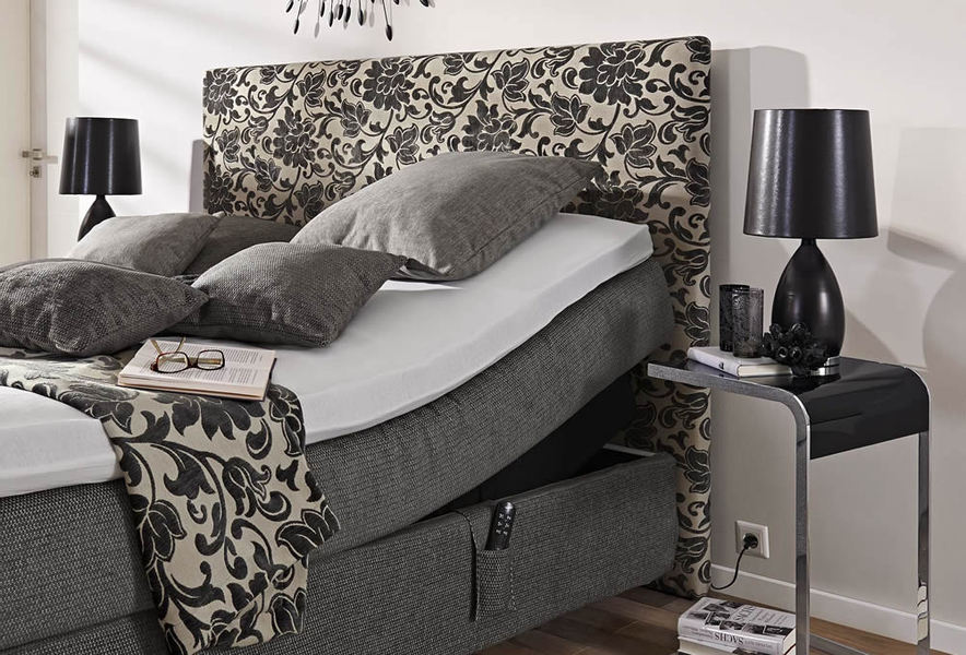 Sleepcenter St.Gallen - Boxspring Betten - Toronto